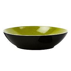 RJR.John Rocha - Green 'Pico' pasta bowl