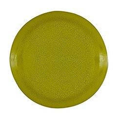 RJR.John Rocha - Green 'Pico' side plate