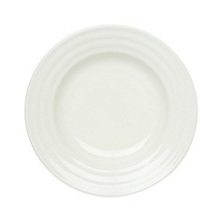 J by Jasper Conran - Designer porcelain 'Ripley' pasta bowl