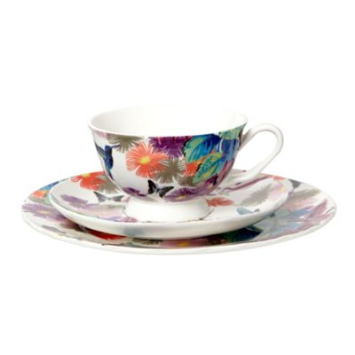 Butterfly Home by Matthew Williamson Designer fine china hummingbird tea set - . -