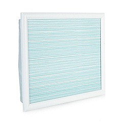 Home Collection Basics - Light blue striped lap tray