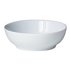 Denby - White cereal bowl