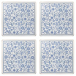 Queens - Pack of 4 'Penzance' placemats