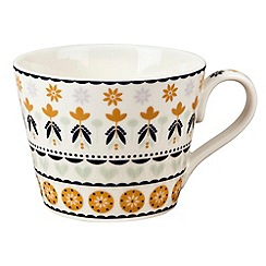Denby - Fine china 'Monsoon Jerez' tea cup