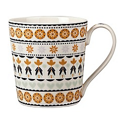 Denby - Fine china 'Monsoon Jerez' mug