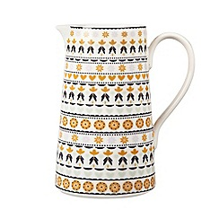 Denby - Fine china 'Monsoon Jerez' pitcher