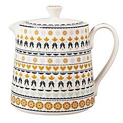 Denby - 'Monsoon Jerez' teapot