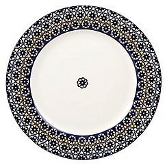 Denby - Fine china 'Monsoon Alhambra' side plate