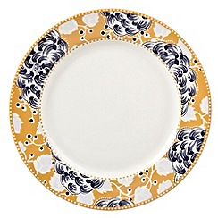 Denby - Fine china 'Monsoon Cordoba' dessert plate