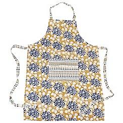 Denby - Monsoon 'Cordoba' apron