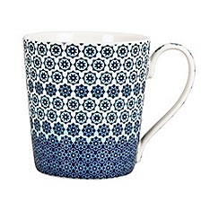 Denby - Fine china 'Monsoon Granada' mug