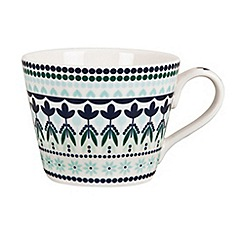 Denby - Fine china 'Monsoon Tangier' tea cup