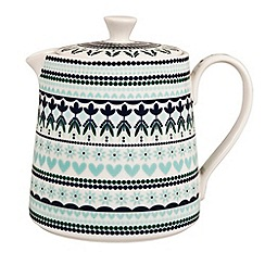 Denby - Fine china 'Monsoon Tangier' teapot