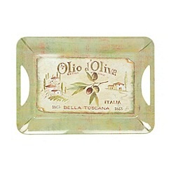 Creative Tops - Olio D'Olivio' large tray