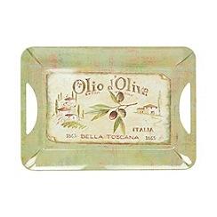 Creative Tops - Olio D'Olivio' large tray