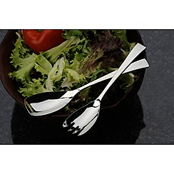 Arthur Price - Stainless steel salad servers