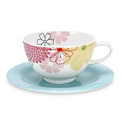 Portmeirion - Crazy daisy breakfast set
