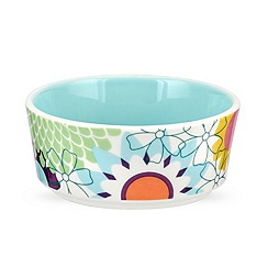 Portmeirion - Set of two multicoloured 'Crazy Daisy' ramekins