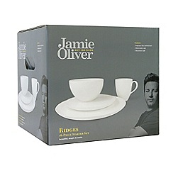 Jamie Oliver - Ridge 16 piece set