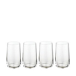 Jamie Oliver - Set of 4 'Vintage' highball glasses