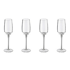 Jamie Oliver - Vintage champagne glass set of 4