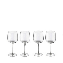 Jamie Oliver - Set of 4 'Vintage' wine glasses