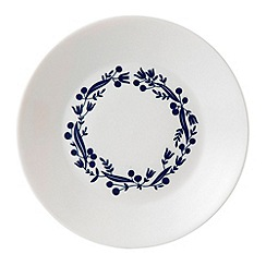 Royal Doulton - Fine china 'Fable Garland' tea plate