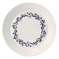 Royal Doulton - Fine china 'Fable Garland' round platter