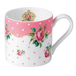 Royal Albert - Fine Bone China Pink rose mug