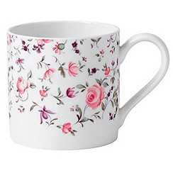 Royal Albert - Fine Bone China confetti rose mug