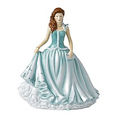 Royal Doulton - Pretty Ladies Karen figurine