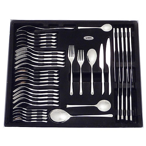 Raglan 44 Piece Cutlery Set