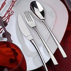 Amefa - Stainless steel 'Juniper' 44 piece cutlery set