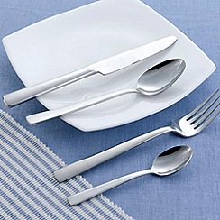 Amefa - Stainless steel 'Dine Bliss' 18 piece cutlery set