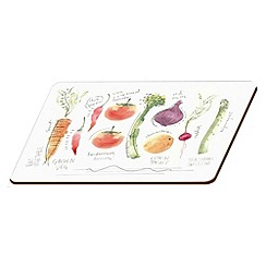 Sabichi - Set of four 'Vegetable' placemats