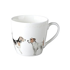 Lifestyle - Terrier friends harrogate mug