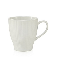 RJR.John Rocha - Designer stoneware 'Radial' mug