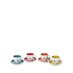 Ben de Lisi Home - Hanging espresso cup and saucer set