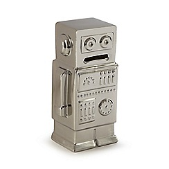 Ben de Lisi Home - Ceramic robot money box