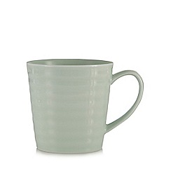 J by Jasper Conran - Pale green mug