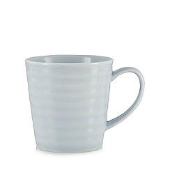 J by Jasper Conran - Pale blue 'Ripley' mug