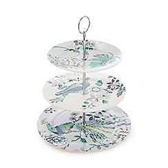 Butterfly Home by Matthew Williamson - Fine china Chinoise three tier cake stand