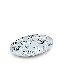Butterfly Home by Matthew Williamson - Fine china Chinoise platter