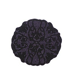 Star by Julien Macdonald - Purple beaded placemat