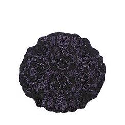 Star by Julien Macdonald - Purple beaded placemat