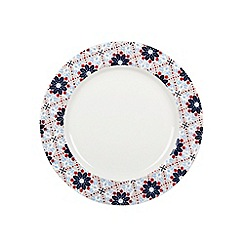 Denby - Monsoon Bettie dinner plate