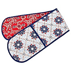 Denby - Monsoon Bettie double oven glove