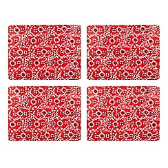 Denby - Monsoon Bettie set of 4 placemats