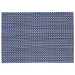 Denby - 'Imperial' blue placemat