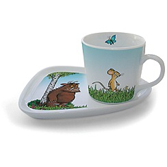 Gruffalo - Milk and biscuits set